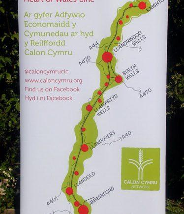 Calon Cymru Banner