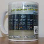 SSW mug merchandise design by Cyberium